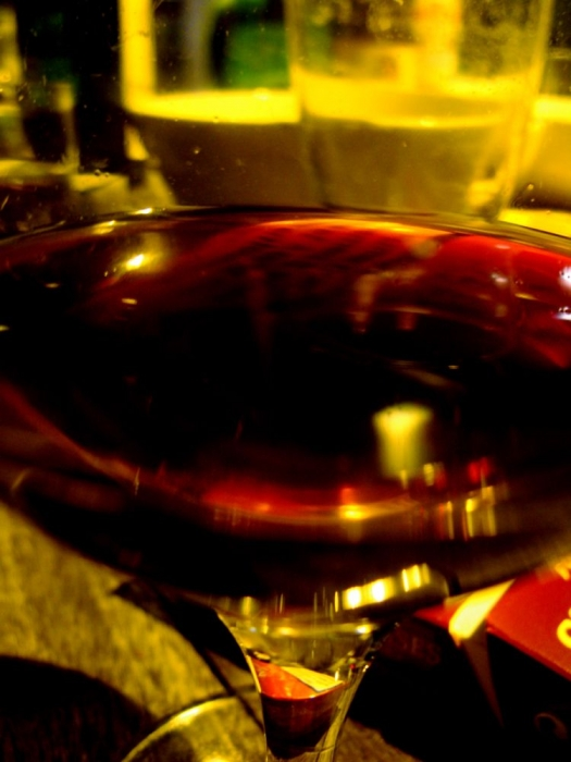 vin rouge / red wine