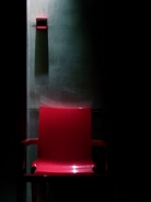 chaise rouge / red chair